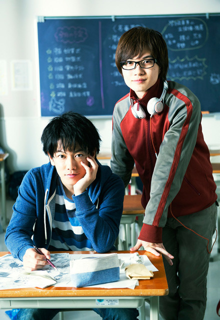 [ANIME/MANGA] Bakuman - Page 2 Adaptation-bakuman-film-visuel