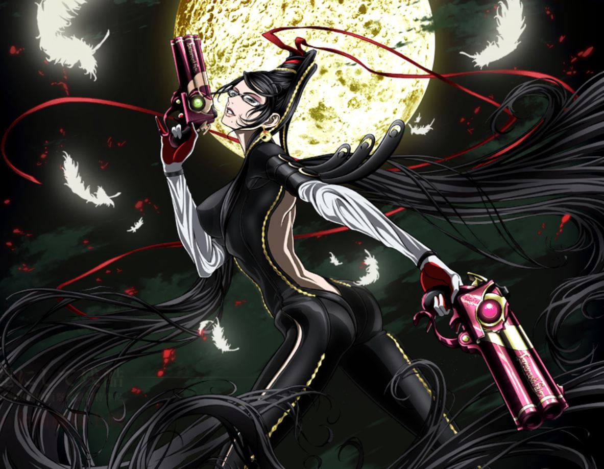 Visuel clé du film Bayonetta Blood Fate
