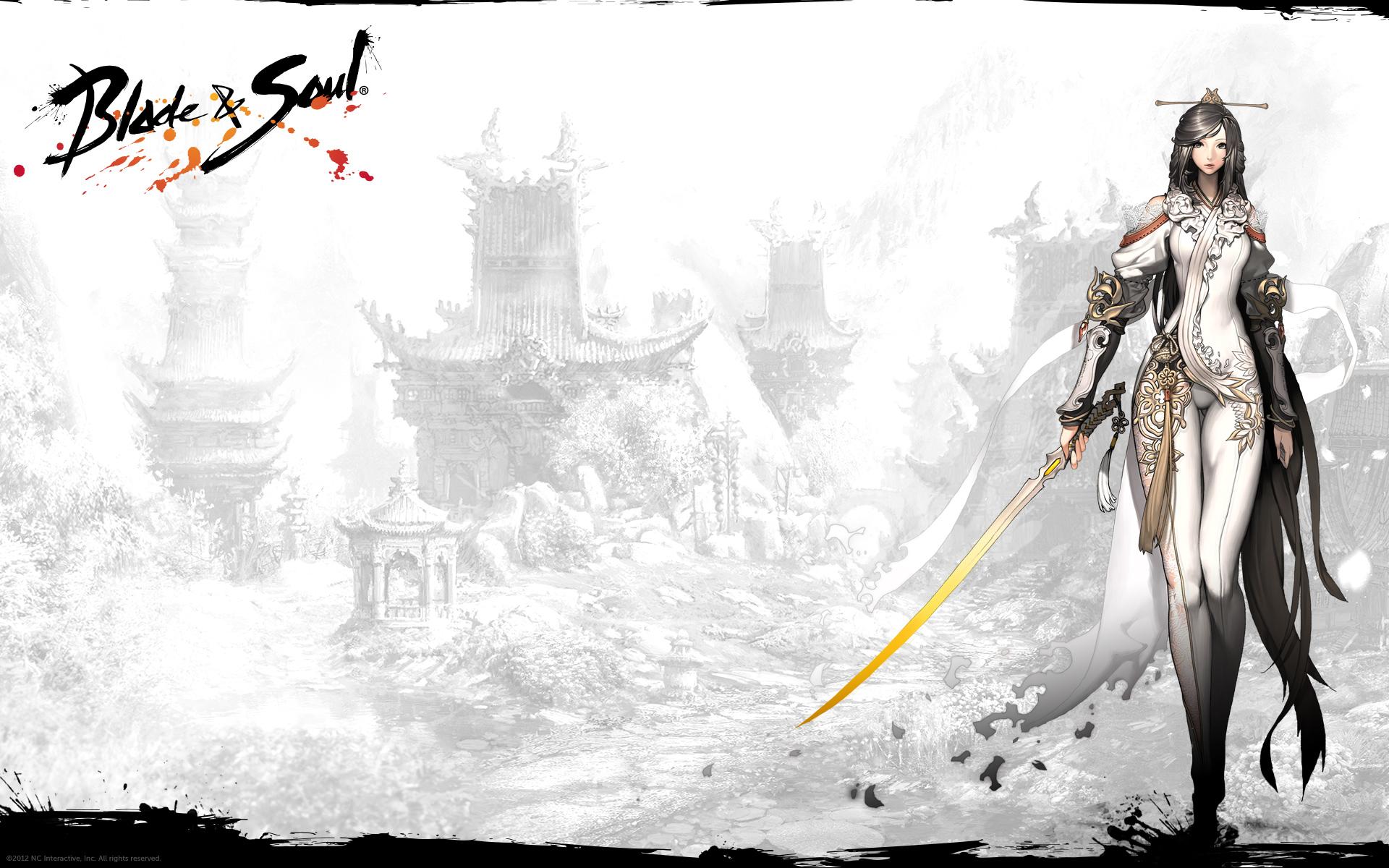 Blade & Soul : visuel clé du jeu
