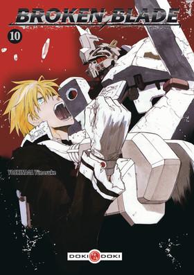 Broken Blade volume 10 (couverture française Doki-Doki)