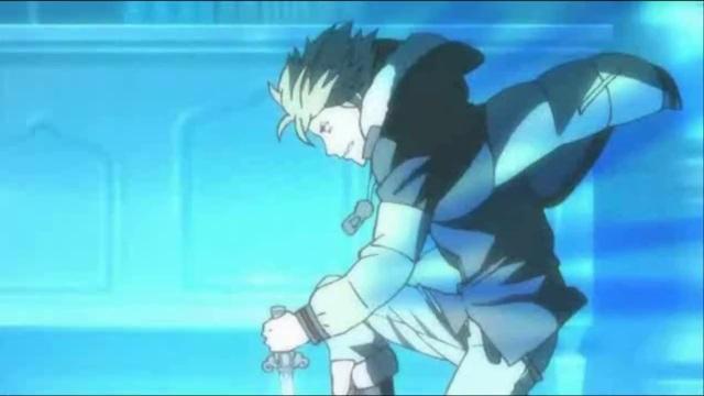 Capture d'écran du trailer de The CIVILIZATION BLASTER (Zetsuen no Tempest)