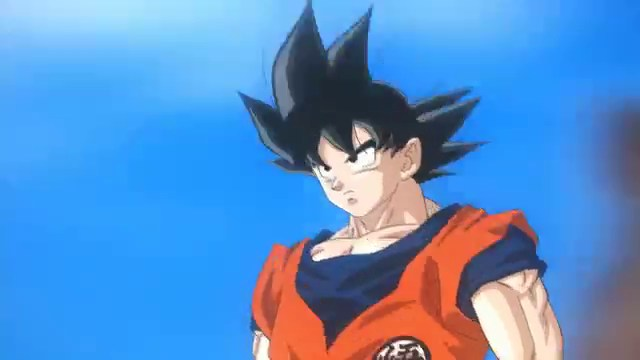 Capture d'écran du teaser du film Dragon Ball 2013