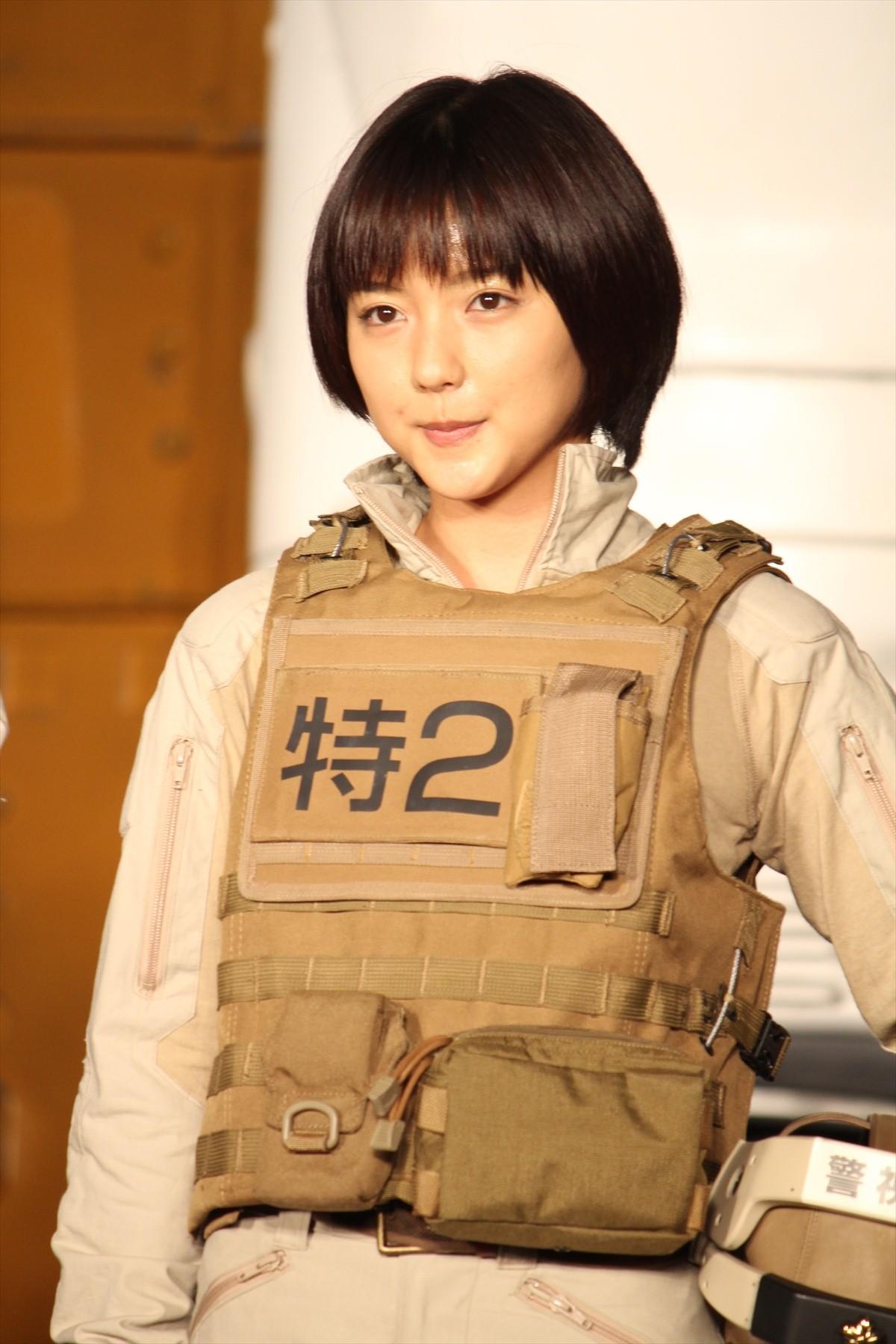 Actrice Erina Mano