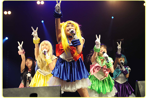 Photo de l'évènement Momoiro Clover Z / Sailor Moon