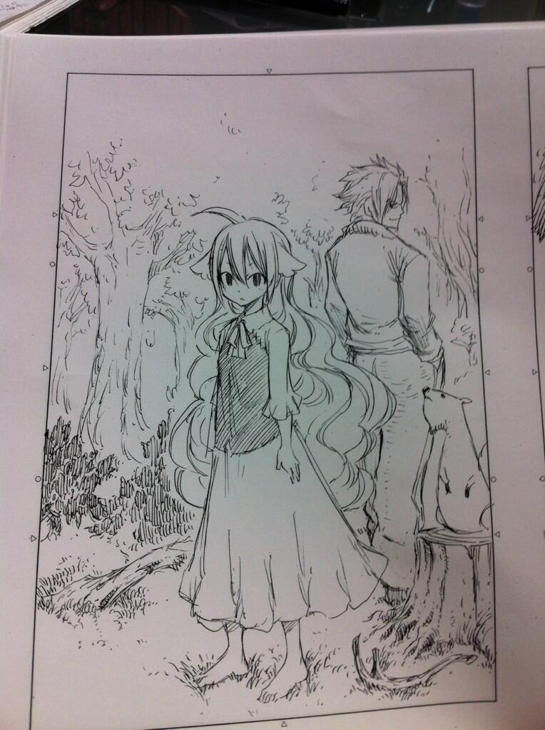 Fairy Tail Zero : Visuel clé
