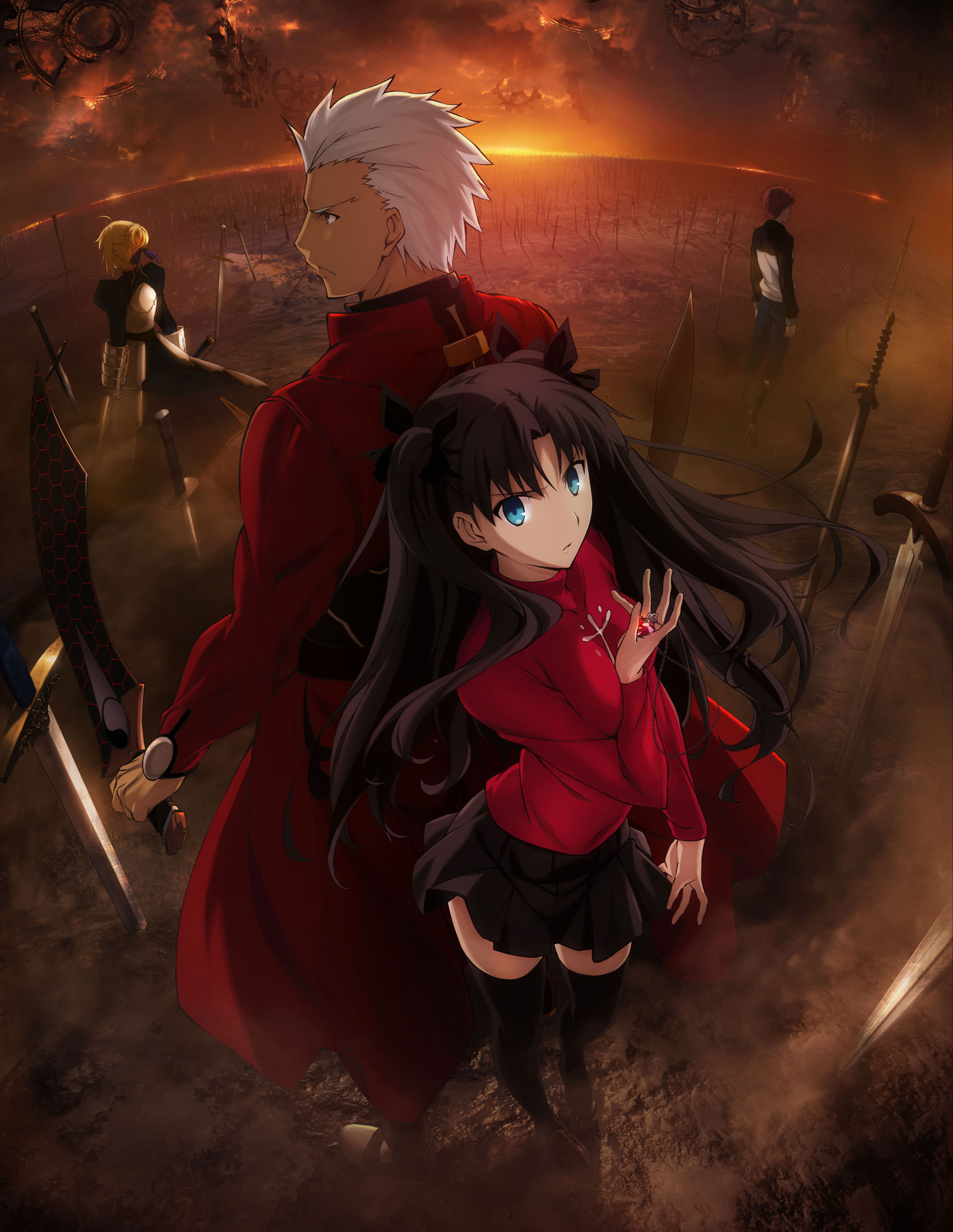 Fate Stay Night Serien Stream