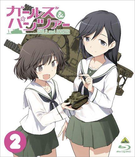 Girls und Panzer 2