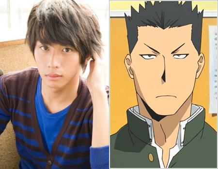 Acteur Ichikawa / Komaba