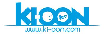 Logo de l'éditeur français Ki-oon