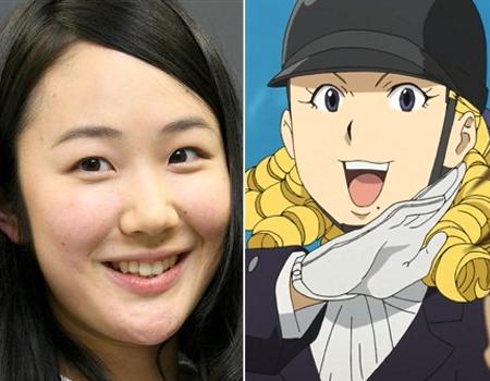Actrice Kuroki / Minamikujô