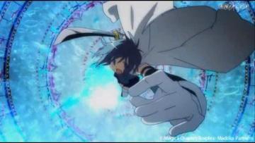 Capture d'écran du trailer des films Madoka