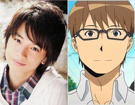 Acteur Nakajima / Hachiken