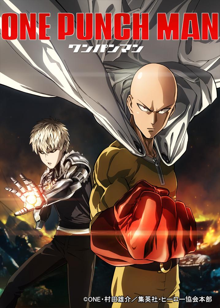 One Punch Man Anime Stream
