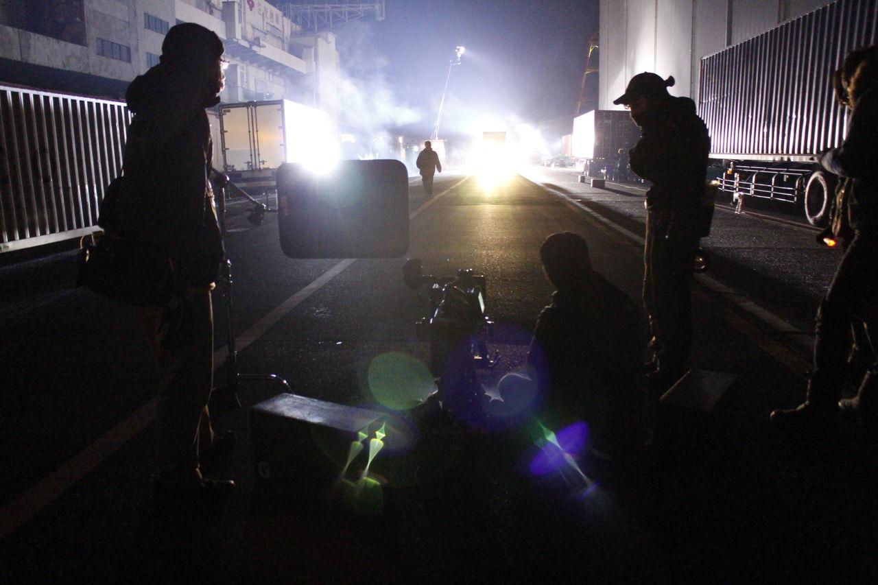 Photo du tournage Patlabor Next Generation