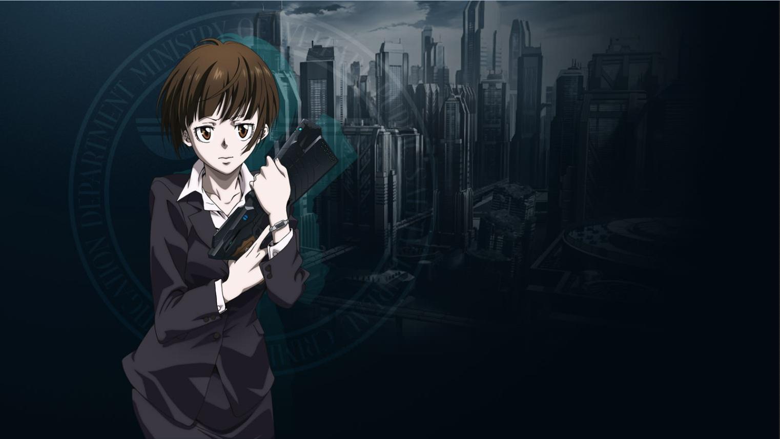 Visuel du personnage Tsunemori Akane de Psycho-Pass