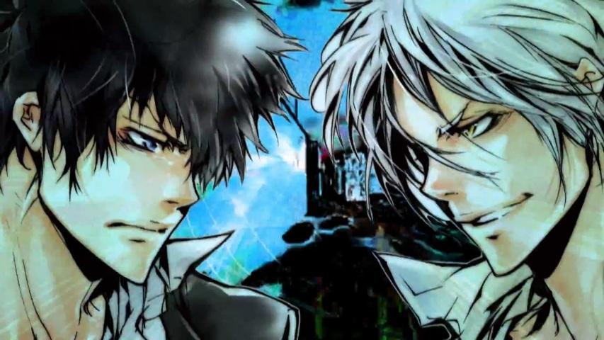 Capture d'écran du teaser de Psycho-Pass