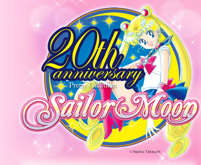 20e anniversaire de Sailor Moon
