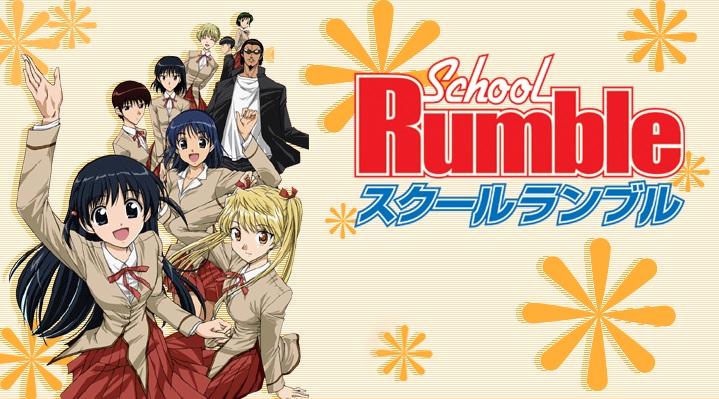 Visuel de School Rumble