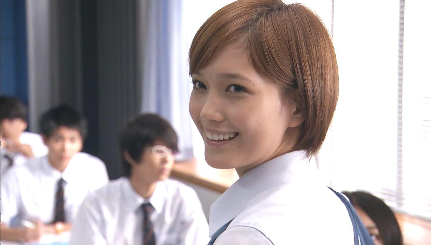 Tsubasa Honda dans GTO 2012 (rôle : Kanzaki)