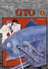 Couverture française de Gyo