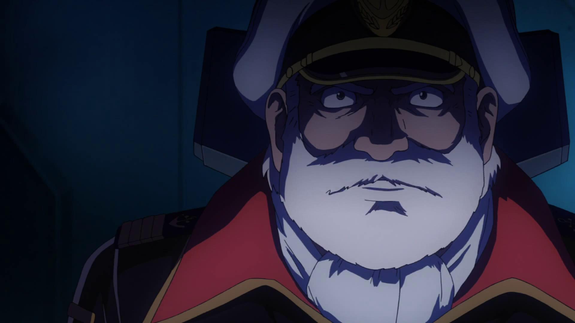 le capitaine du Yamato : Okita