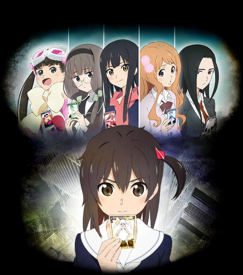 u0026quot selector infected wixoss u0026quot   une cr u00e9ation originale par j c