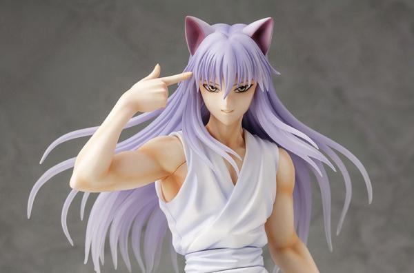 Figurine Yuko Kurama (Yu Yu Hakusho) par Kotobukiya