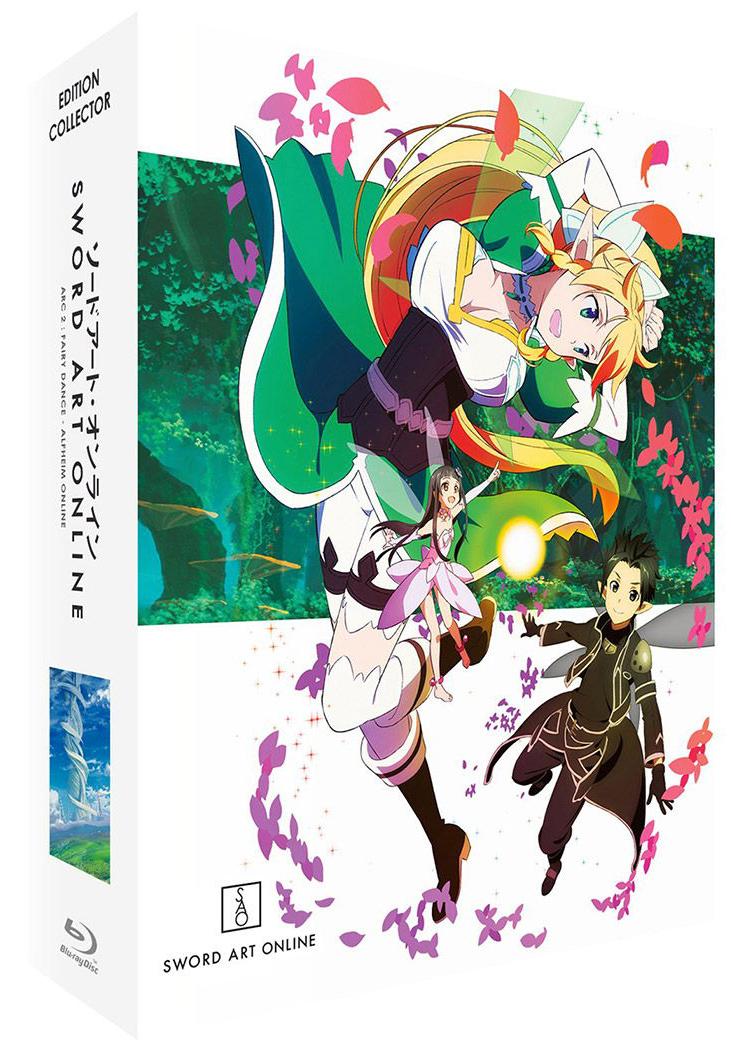 Coffret collector Sword Art Online : Arc 2