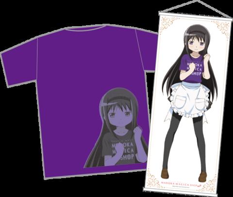 T-shirt + Totem Madoka Shop