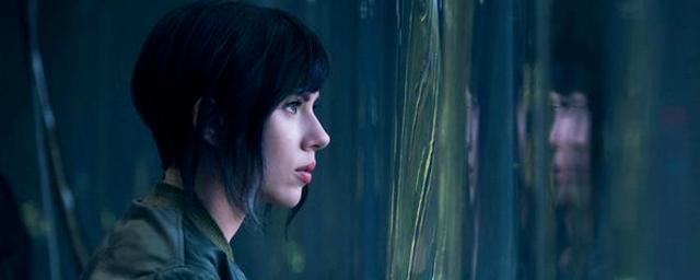 Scarlett Johansson dans le rôle du Major