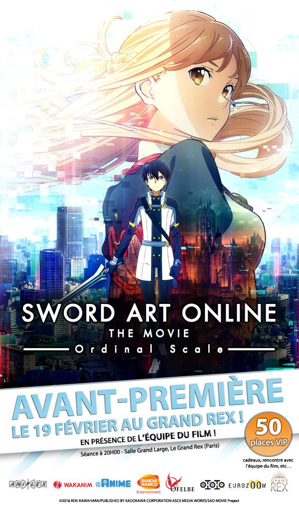 Sword Art Online Movie Stream