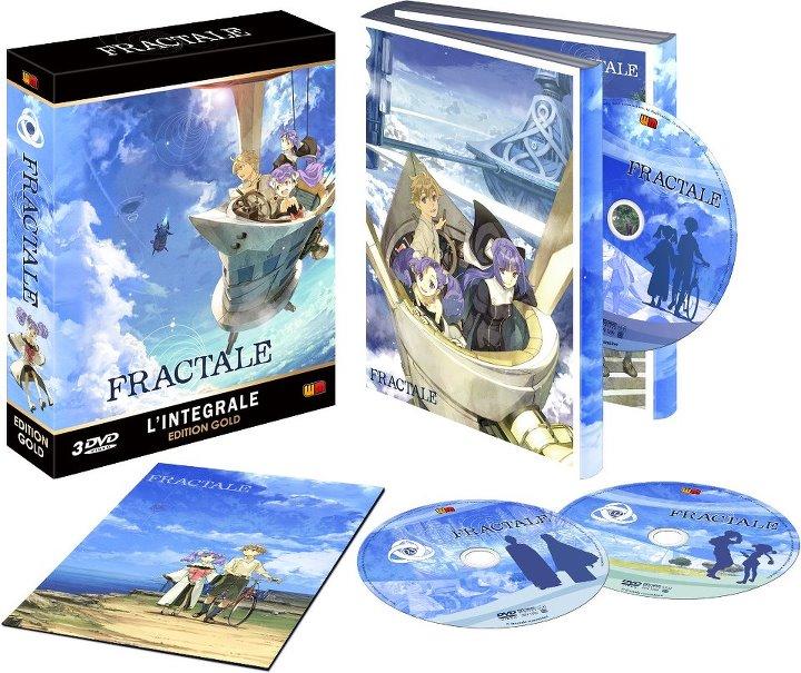 DVD de Fractale