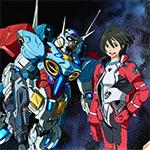 Accéder à la série : Gundam reconguista in G