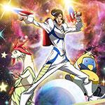 Accéder à la série : Space Dandy