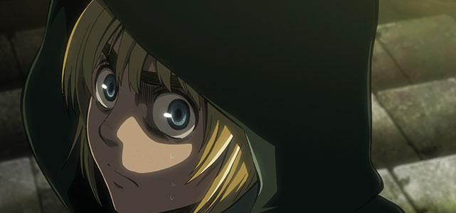 Shingeki no Kyojin : Attack on Titan ep 23 vostfr