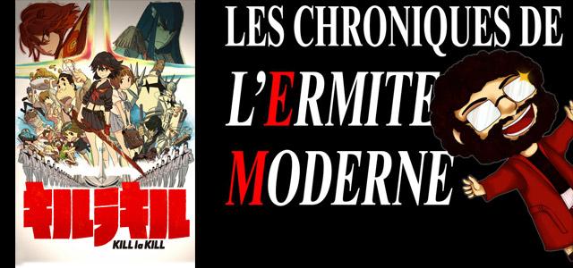 Accédez au premier épisode : Les chroniques de l'Ermite Moderne