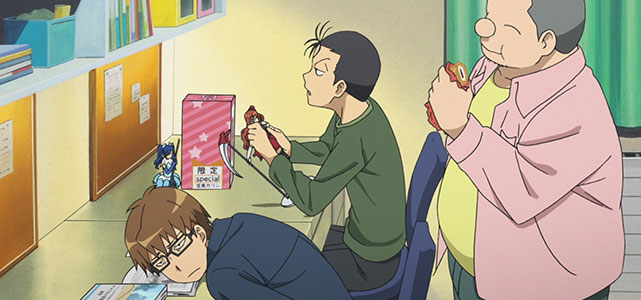 Silver Spoon (Gin no Saji) ep 20 vostfr - passionjapan