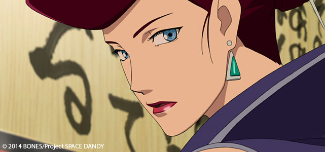 space dandy ep  2 vostfr - passionjapan