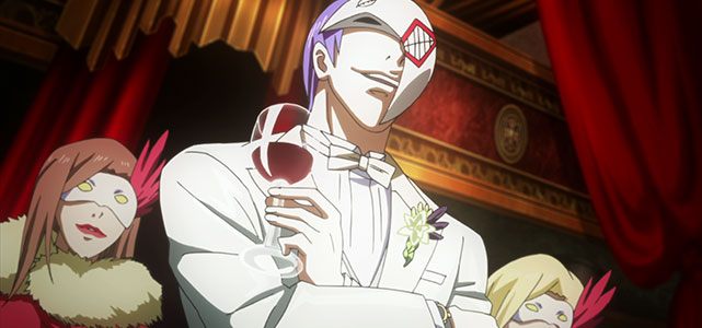 Tokyo Ghoul ep 4 vostfr - passionjapan