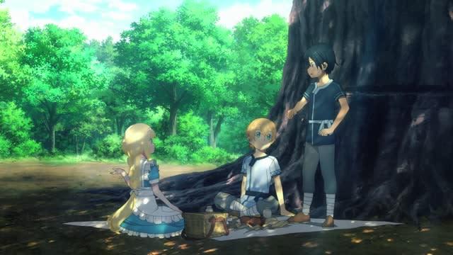 Sword art online alicization episode 12