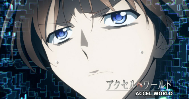 Accel World Episode 5