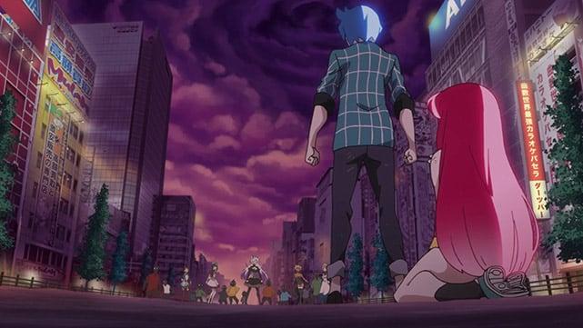 Akiba's Trip Episode 01