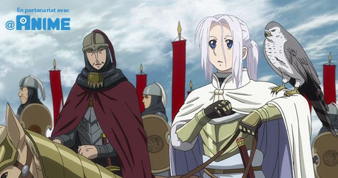 [Animé & Manga] The Heroic Legend of Arslân Arslan02