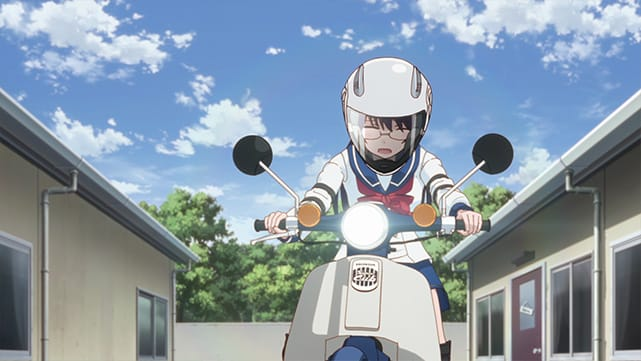 Bakuon!! Episode 08