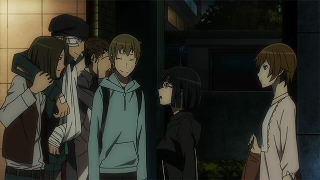 Durarara !!x2 Episode 33