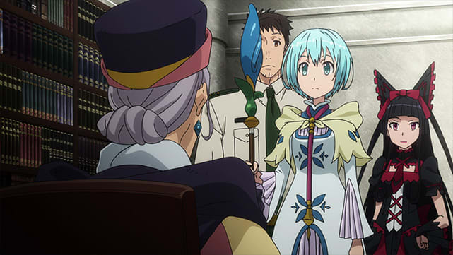 Gate Episode 18