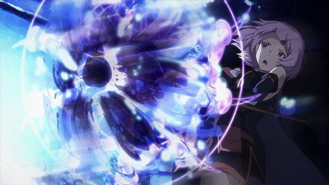 Grimgar, le monde des cendres et de fantaisie Episode 04