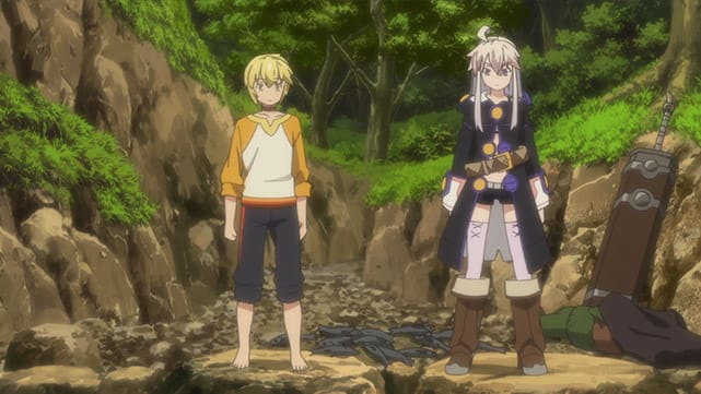 grimoire of zero vostfr