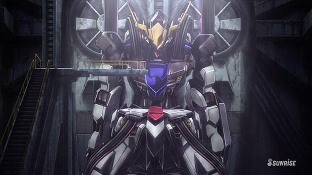 Mobile Suit Gundam : Iron-Blooded Orphans  Episode 01