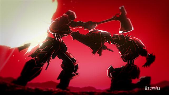 Mobile Suit Gundam : Iron-Blooded Orphans  Episode 04